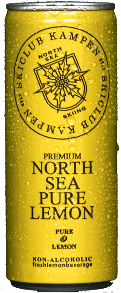 North Sea Pure Lemon 250ml