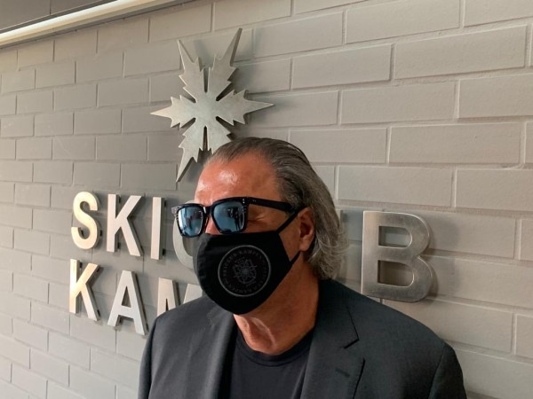 Skiclub Kampen Maske - Herren