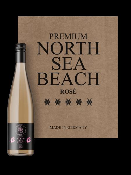 North Sea Gin 40% ABV.