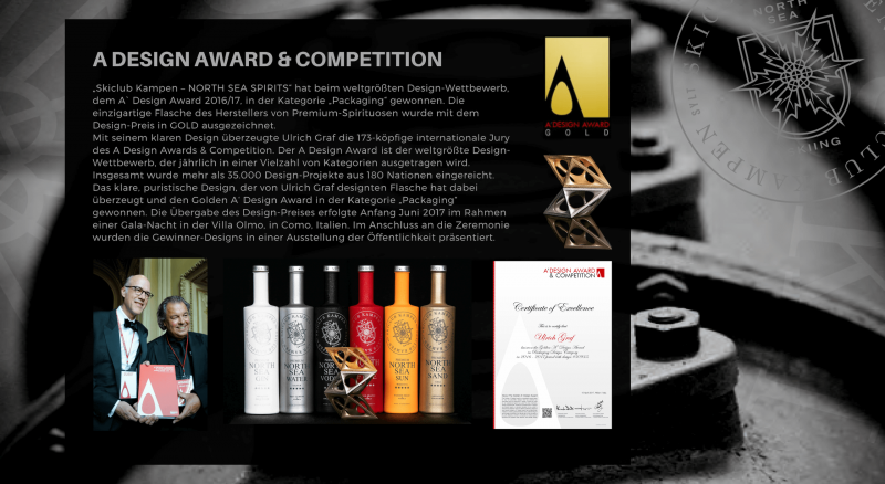 A Design Award and Competition 2017