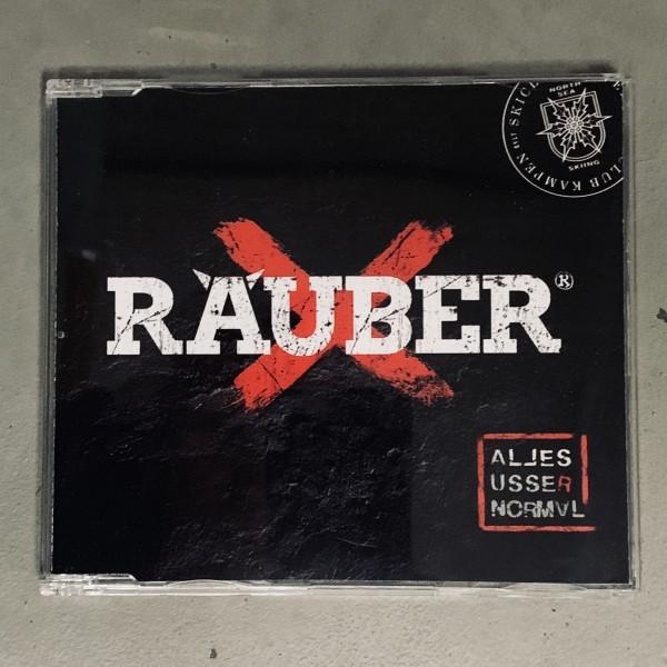 "CD ""ALLES USSER NORMAL"" RÄUBER powered by Skiclub Kampen"