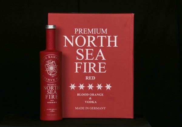 6er Karton North Sea Fire 0,7l