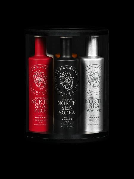 North Sea Spirits Mixed Rondell