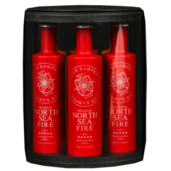 North Sea Spirits Rondell Fire