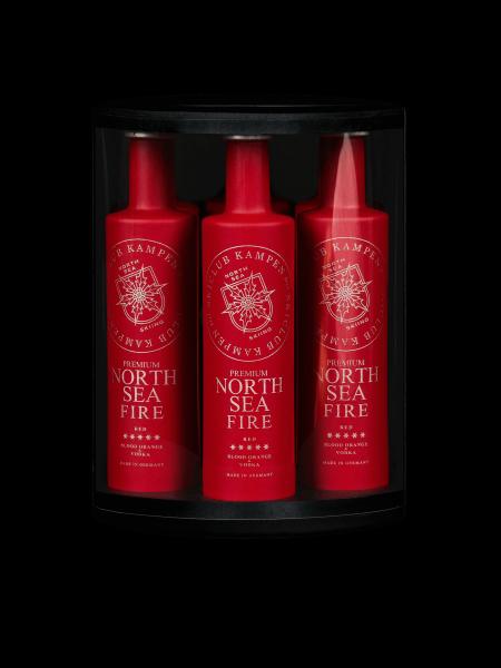 North Sea Spirits Rondell Fire