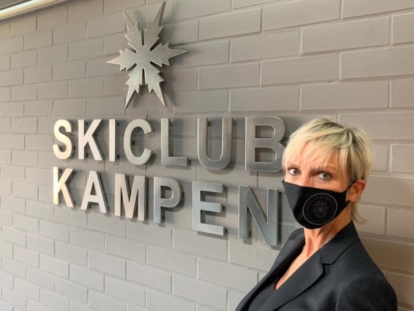 Skiclub Kampen Maske - Damen