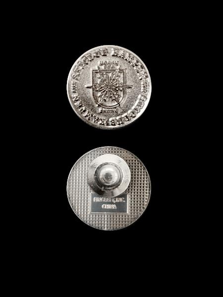 """North Sea """"Pin Silver"""""""
