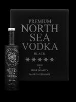 6x North Sea Vodka 0,7l im Karton