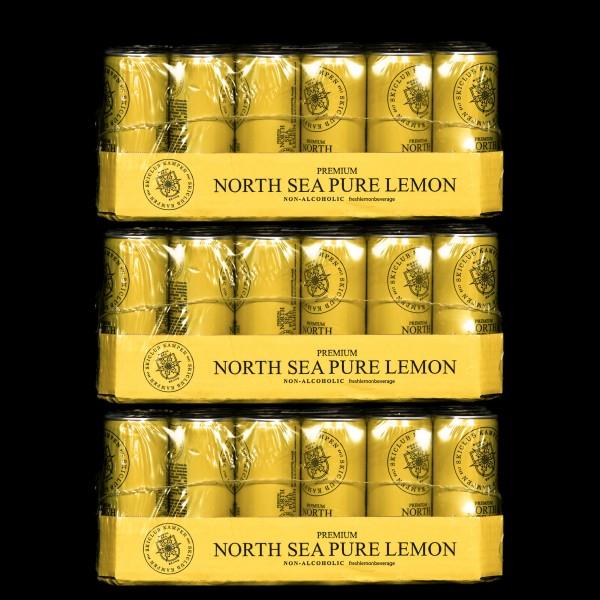Thekendisplay 72x Pure Lemon 250ml