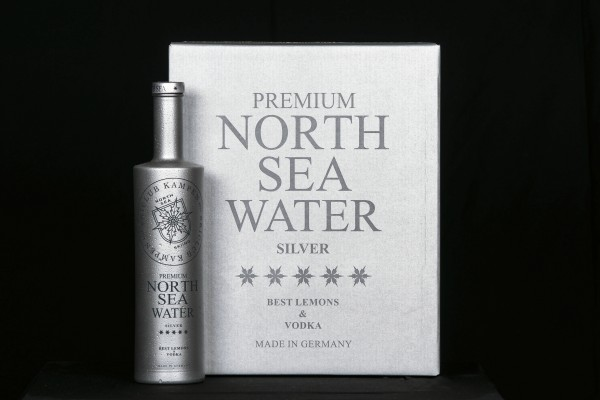 6er Karton North Sea Water 0,7l