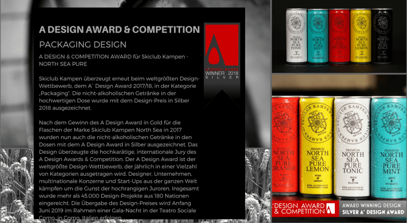 A Design Award and Competition