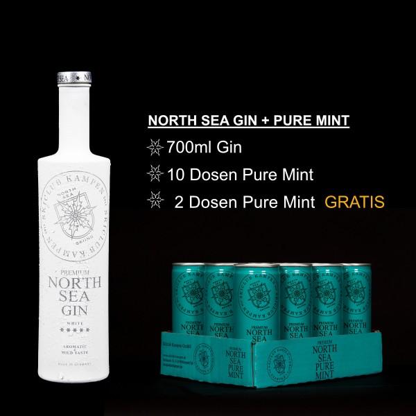 North Sea Set Gin Minze