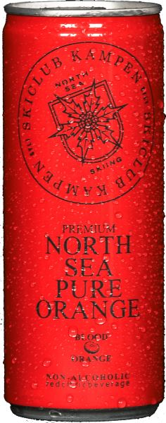 North Sea Pure Orange 250ml