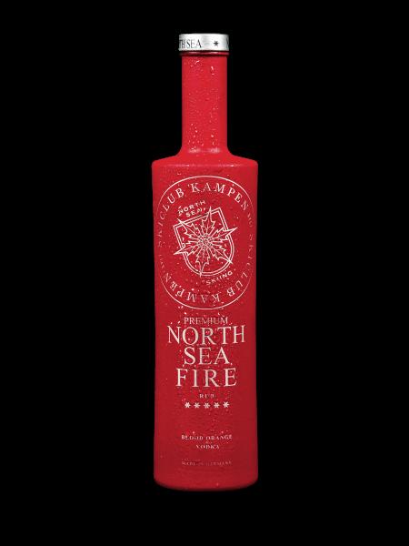 North Sea Fire 15% ABV.