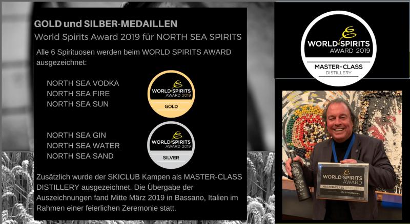 World Spirits Award 2019
