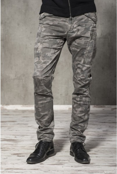 Camouflage Hose taupe