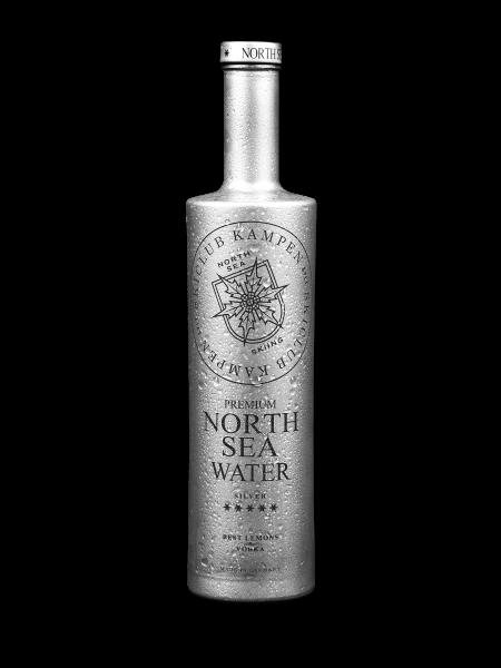 North Sea Water 15% ABV.