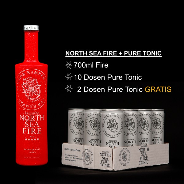 North Sea Set Fire Tonic
