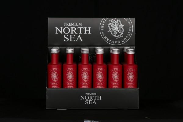 2x24er Karton North Sea Fire 0,05l Miniflaschen
