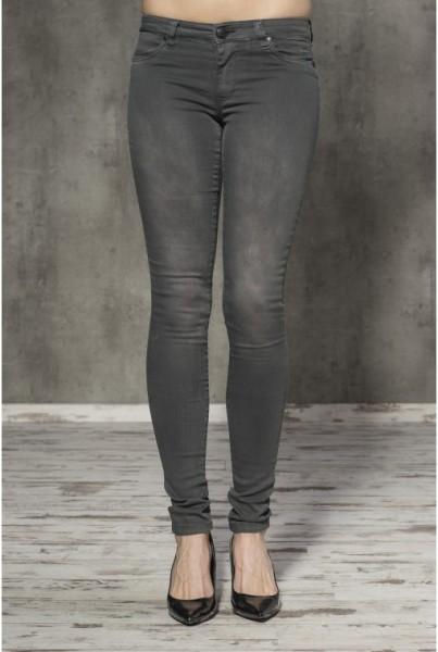 Cashmere Jeans grau